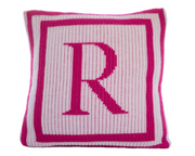 Personalized Pillows, Classic Double Border