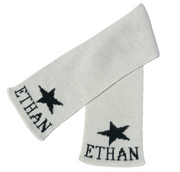 Personalized Scarf, Star