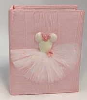 Small Hardbound Photo Album: Ballerina Tutu