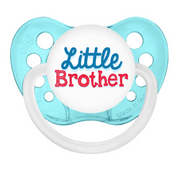 Expression Pacifier, Little Brother