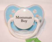 Expression Pacifier, Momma's Boy