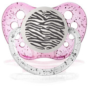 Expression Pacifier, Zebra