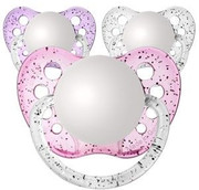 Personalized Pacifiers, 3 Pack Princess