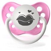 Expression Pacifiers, Lips Lovey