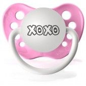 Expression Pacifiers, XOXO