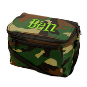 Lunch Box, Personalized Camo