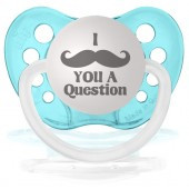 Expression Pacifier, I Mustache You a Question