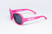 Children's Sunglasses, Aviators in Hot Pink, Size 3-7+ years