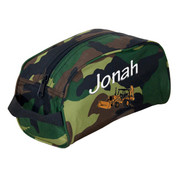 Traveler Case, Personalized Camo
