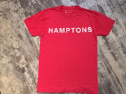 DiLascia Tee, Hamptons in Red