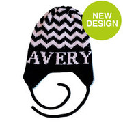 Personalized Hat, Chevron