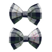Toddler Bowtie, Plaid