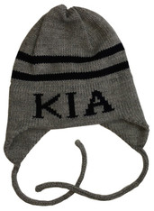 Personalized Hat, 2 Stripes