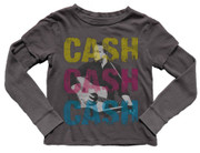 Rowdy Sprout, Johnny Cash Layered Tee
