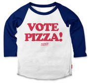 Prefresh Raglan, Vote Pizza!