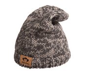 Apaman Inkblot Hat, Heather Grey