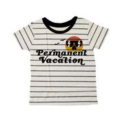 Tiny Whales, Permanent Vacation Tee