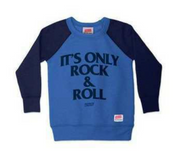 Prefresh, Cotton Sweatshirt It's Only Rock and Roll