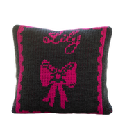 Personalized Pillow, Bow