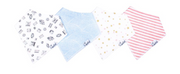 Bandana Isla Bib Set of 4, Personalized