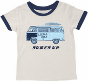 Tiny Whales, Surf's Up Tee