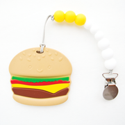 Baby Teether, Burger