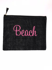 Cosmetic Bag, Black