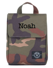 Lunch Bag, Personalized Classic Camo