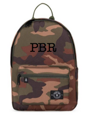 Small Backpack, Personalized, Classic Camo