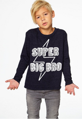 Chaser, Super Big Bro Long Sleeve Tee