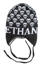 Personalized Hat, Mini Skulls