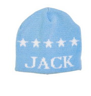 Personalized Hat, String of Stars