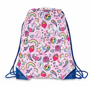 Drawstring Bag, Unicorn