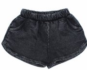 Joah Love, Black Vintage Amal Short