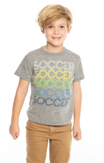 Chaser, Soccer Triblend Tee