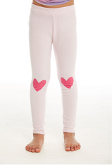 Chaser, Heart Pants Cozy Knit Legging