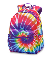 Backpack, Personalized, Bright Tie Dye