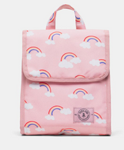 Lunch Bag, Personalized Rainbows and Clouds