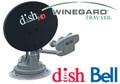 Winegard SK-1000 TRAV'LER DISH Network 1000 and Bell TV