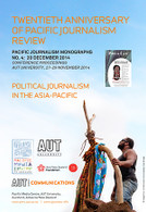 Pacific Journalism Monographs No 4