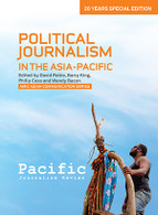 Political Journalism in the Asia-Pacific PJR 21(1) May 2015