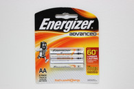 Energizer Advanced AA 2 Pack