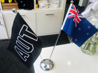 AUT Desk Flag