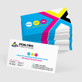 Business Cards, 12pt Card-stock,  UV Coated, 24 hour turnaround, Full Color Printing