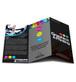 Tri-Fold Brochure Printing on 100lb Text Paper