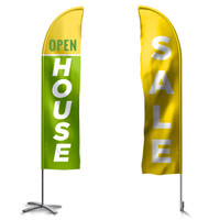 Feather Flags 12ft - 3oz Polyester