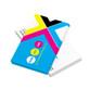 16pt Standard Business Cards UV Coated, Matte/Dull Paper