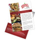 Postcard Printing - Full Page Full Color 16pt Card-Stock Paper