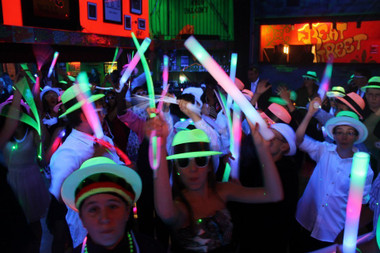 Entertain everyone with LED foam stick glow batons at your next party, dance or event!
