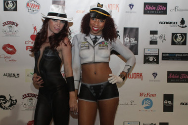 Create your special photo op with step & repeat no glare backdrops for your nightclub special event.